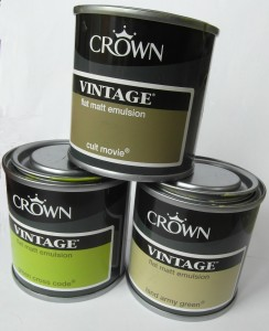 Crown Paint Tester Pots