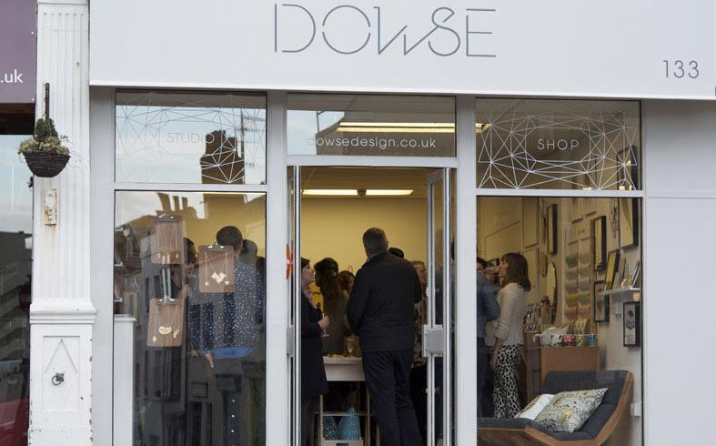 DOWSE shop front